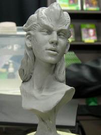 Flivesculptbust